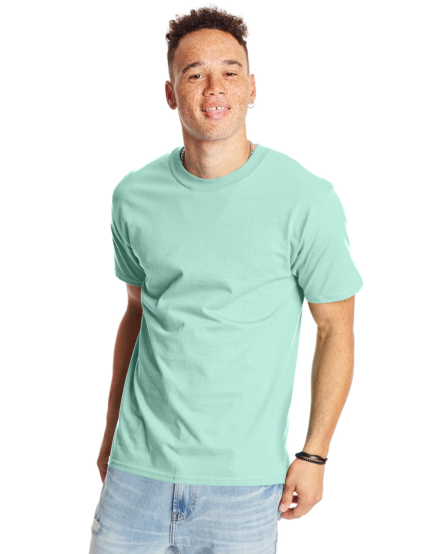 Hanes Unisex Beefy-T® T-Shirt CLEAN MINT