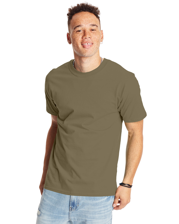 Hanes Unisex Beefy-T® T-Shirt OREGANO