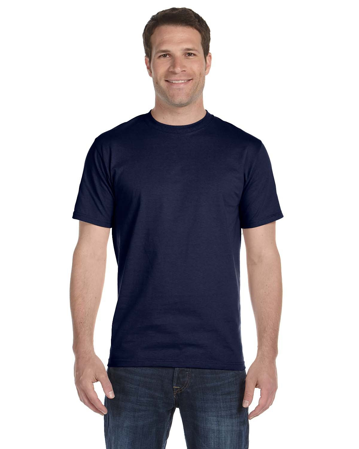 Hanes Men's Tall  Beefy-T® NAVY