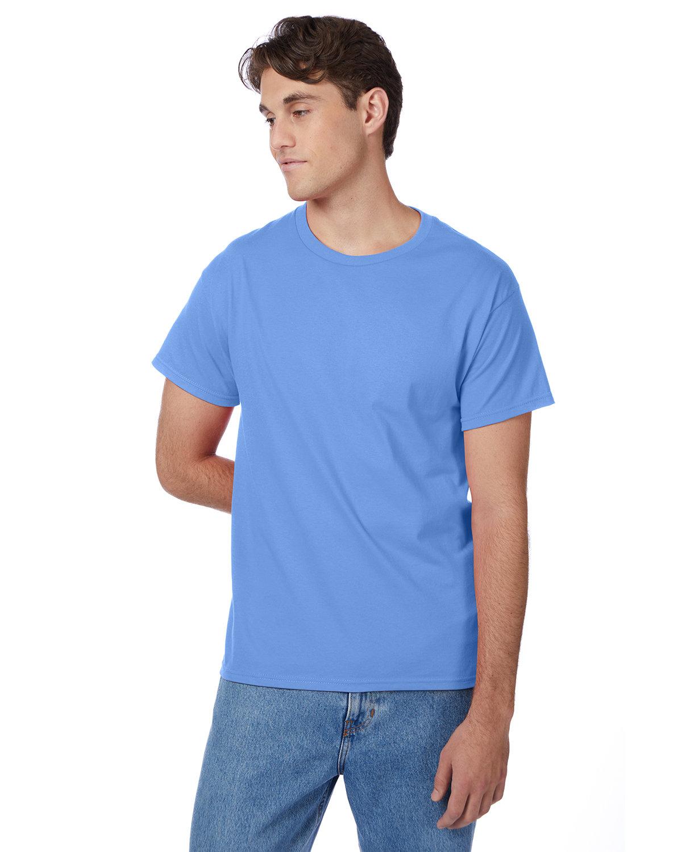 Hanes Men's Authentic-T T-Shirt CAROLINA BLUE