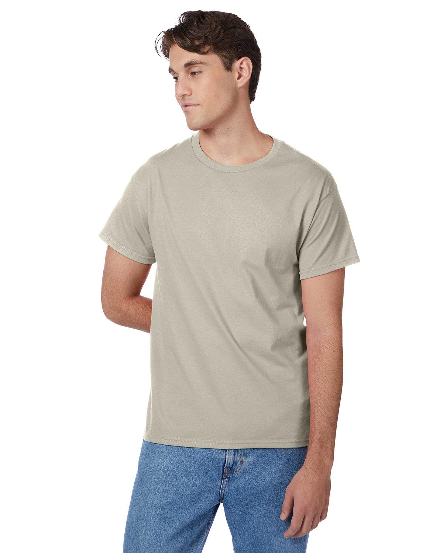 Hanes Men's Authentic-T T-Shirt SAND