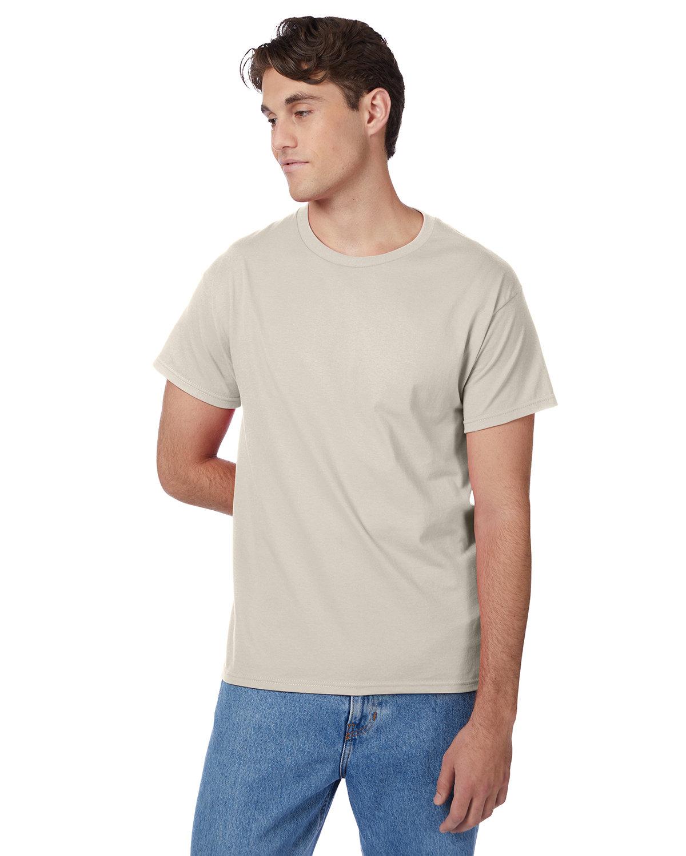 Hanes Men's Authentic-T T-Shirt NATURAL