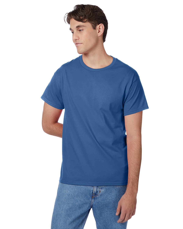 Hanes Men's Authentic-T T-Shirt DENIM BLUE
