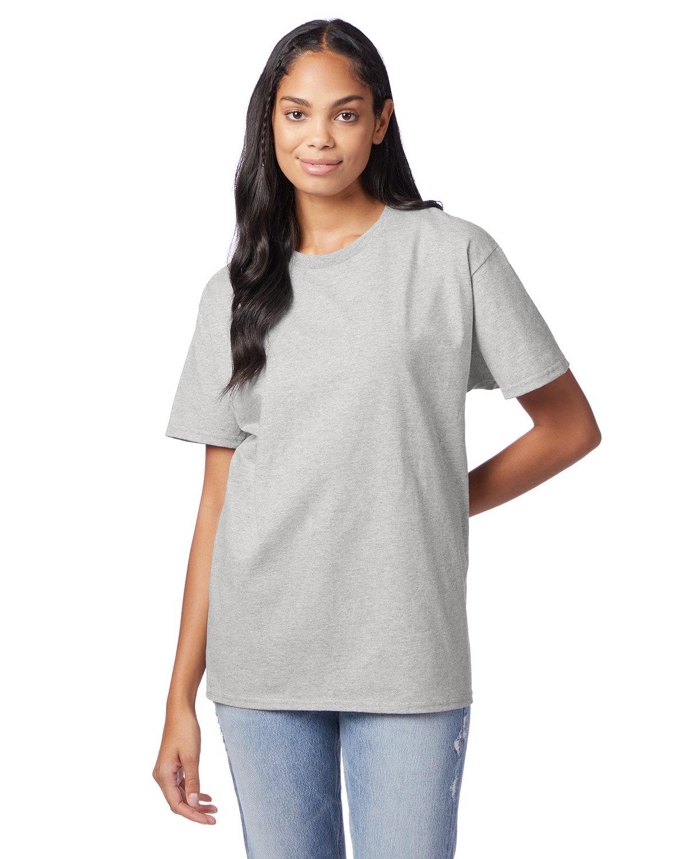 Hanes Men's Authentic-T T-Shirt ASH