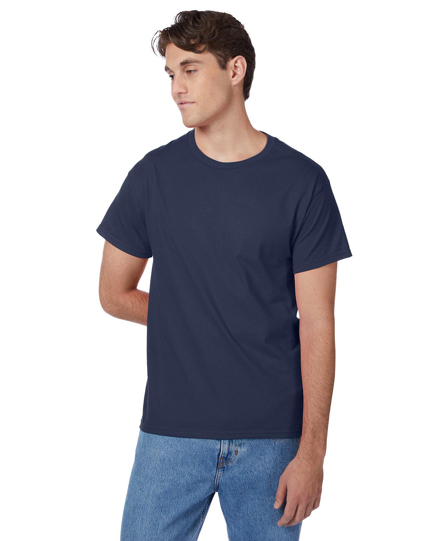 Hanes Men's Authentic-T T-Shirt NAVY