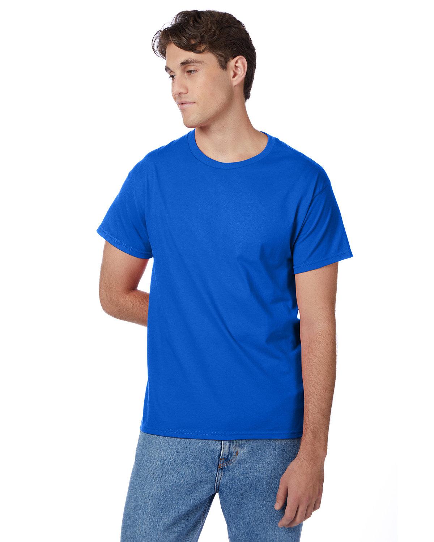 Hanes Men's Authentic-T T-Shirt DEEP ROYAL