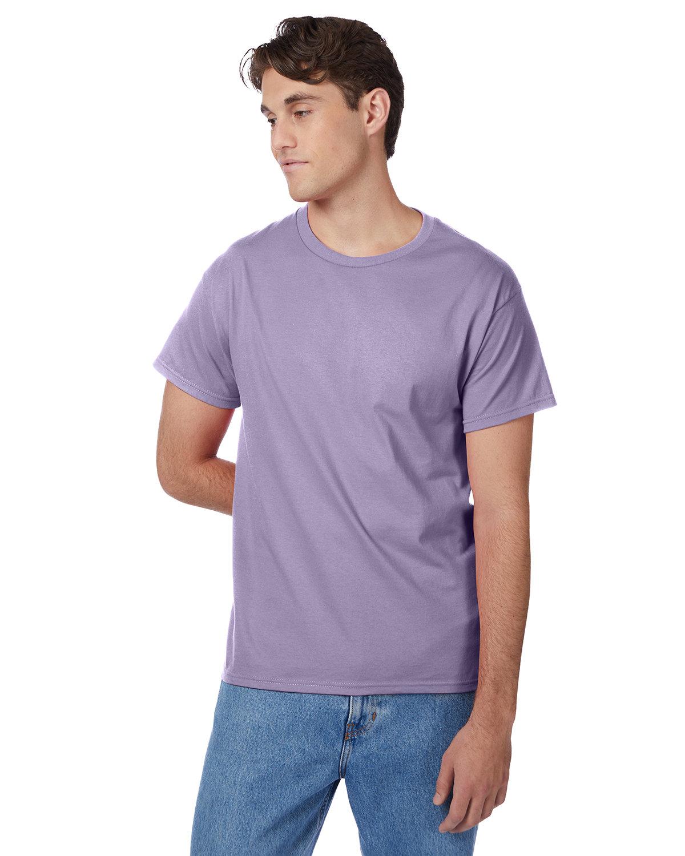 Hanes Men's Authentic-T T-Shirt LAVENDER