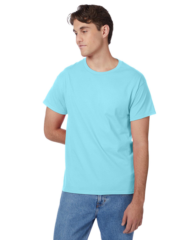 Hanes Men's Authentic-T T-Shirt CLEAN MINT