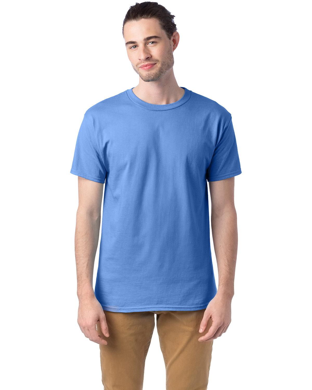 Hanes Unisex Comfortsoft® Cotton T-Shirt CAROLINA BLUE