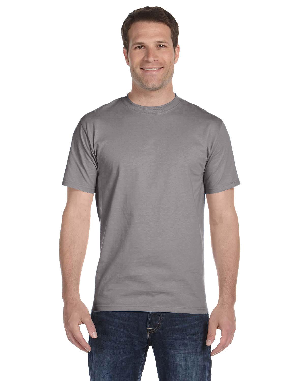 Hanes Unisex Comfortsoft® Cotton T-Shirt GRAPHITE