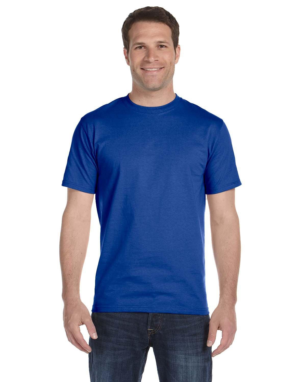 Hanes Unisex Comfortsoft® Cotton T-Shirt DEEP ROYAL