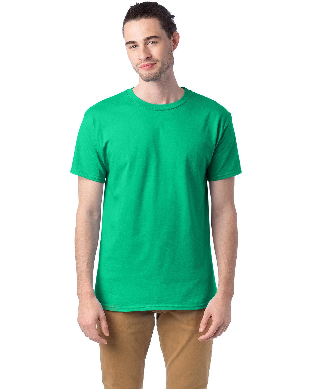 Hanes Unisex Comfortsoft® Cotton T-Shirt KELLY GREEN