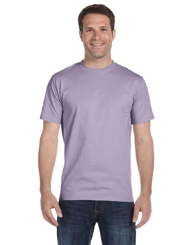 Hanes Unisex Comfortsoft® Cotton T-Shirt LAVENDER