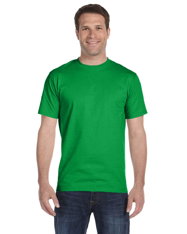 Hanes Unisex Comfortsoft® Cotton T-Shirt SHAMROCK GREEN