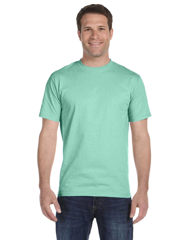 Hanes Unisex Comfortsoft® Cotton T-Shirt CLEAN MINT