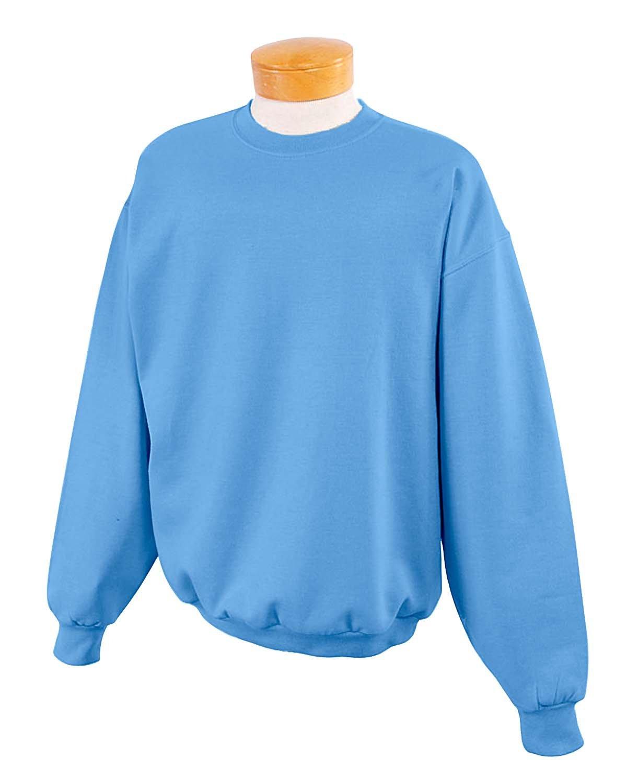 Jerzees Adult NuBlend® FleeceCrew COLUMBIA BLUE