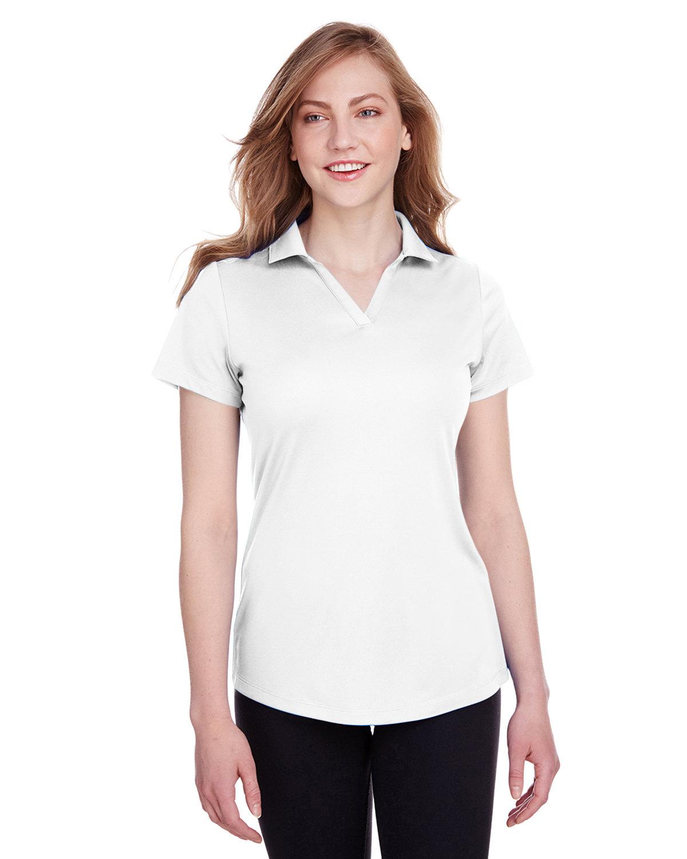 Puma Golf Ladies' Icon Golf Polo BRIGHT WHITE