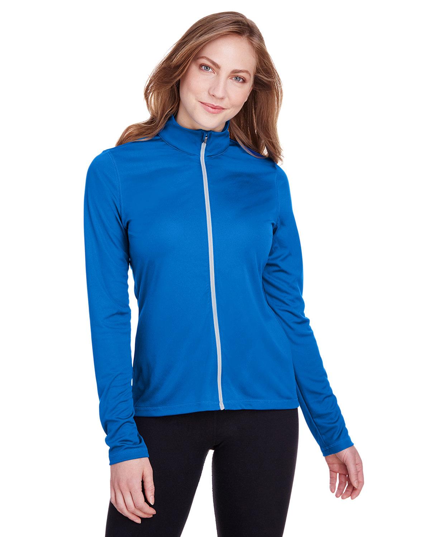 Puma Golf Ladies' Icon Full-Zip LAPIS BLUE