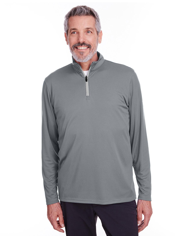 Puma Golf Men's Icon Quarter-Zip QUIET SHADE