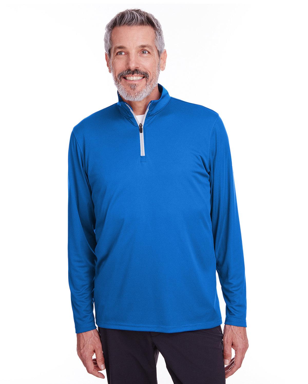 Puma Golf Men's Icon Quarter-Zip LAPIS BLUE