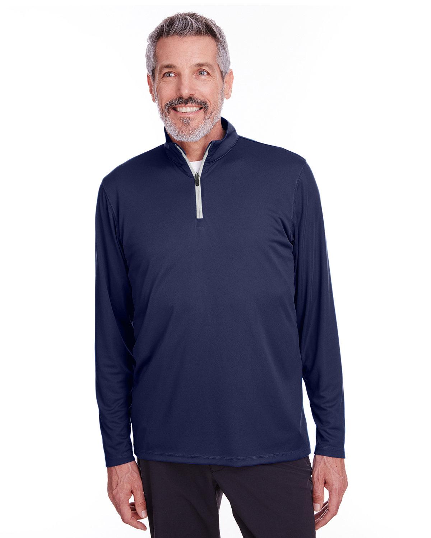 Puma Golf Men's Icon Quarter-Zip PEACOAT