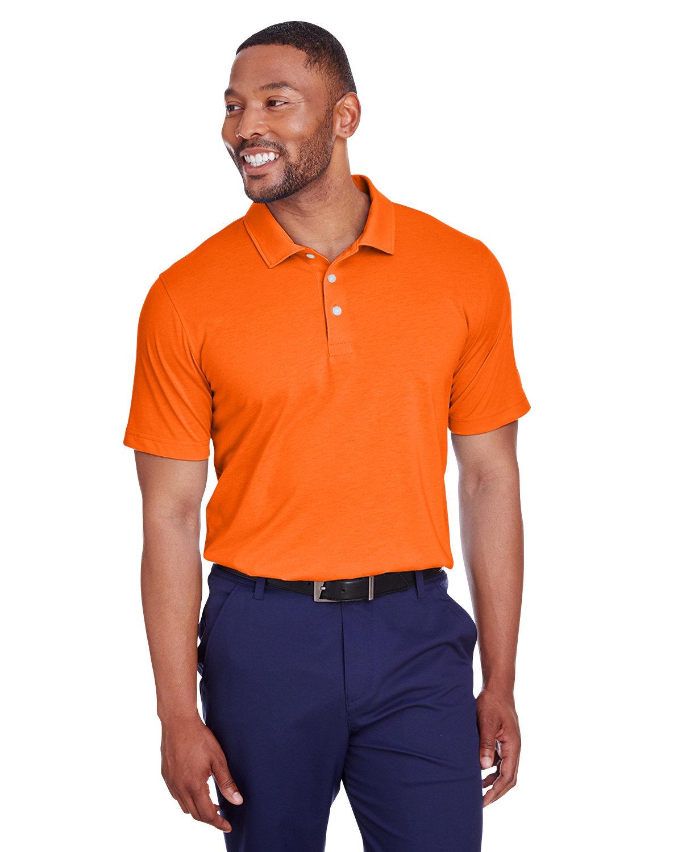 Puma Golf Men's Fusion Polo VIBRANT ORANGE