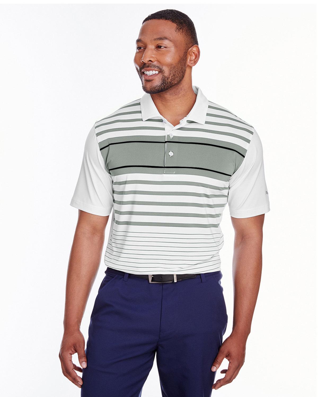 Puma Golf Men's Spotlight Polo QUARRY/ PM BLACK