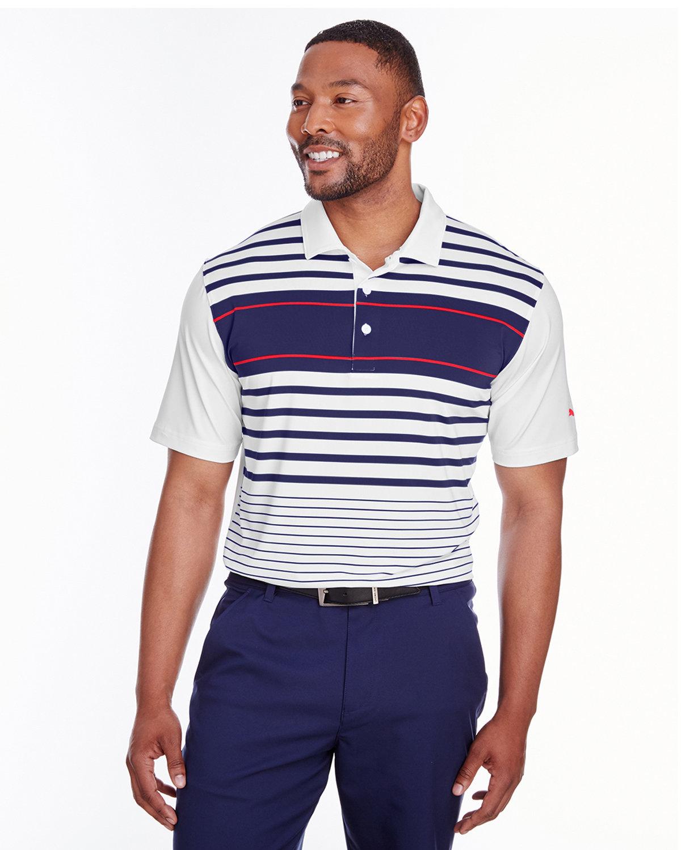 Puma Golf Men's Spotlight Polo PECOT/ HI RSK RD