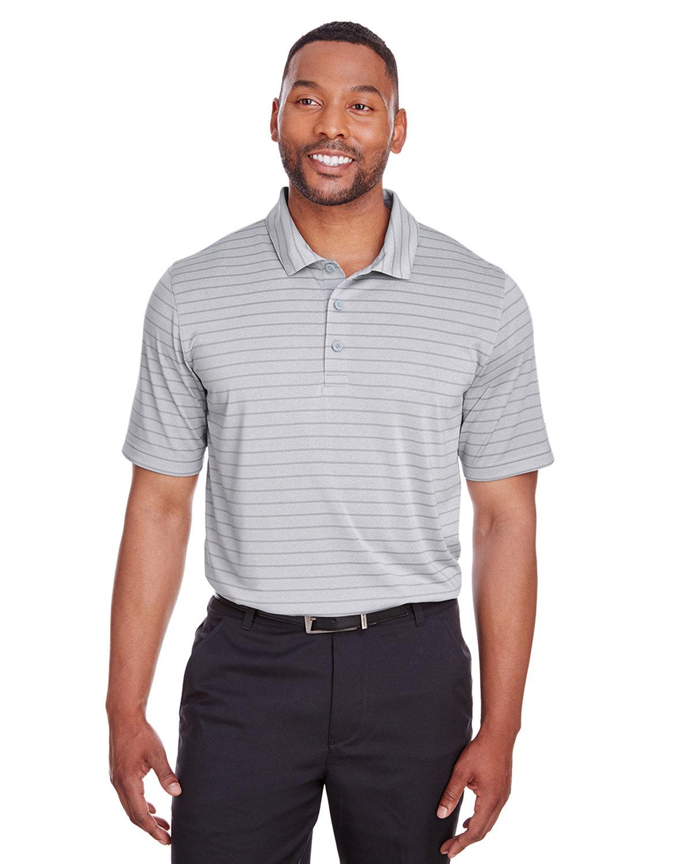 Puma Golf Men's Rotation Stripe Polo QUARRY