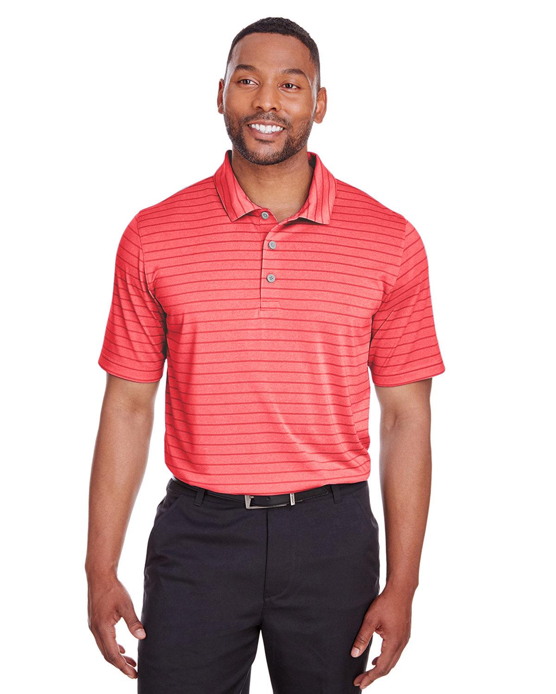 Puma Golf Men's Rotation Stripe Polo HIGH RISK RED