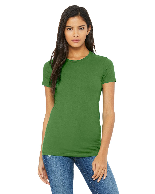 Bella + Canvas Ladies' Slim Fit T-Shirt LEAF