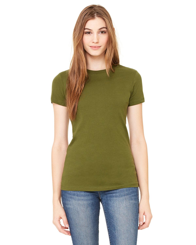 Bella + Canvas Ladies' Slim Fit T-Shirt OLIVE