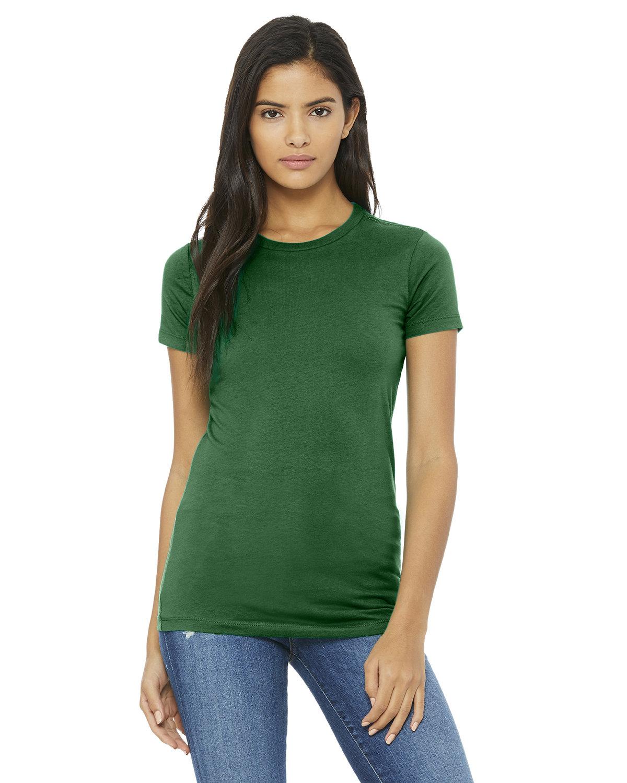 Bella + Canvas Ladies' Slim Fit T-Shirt KELLY