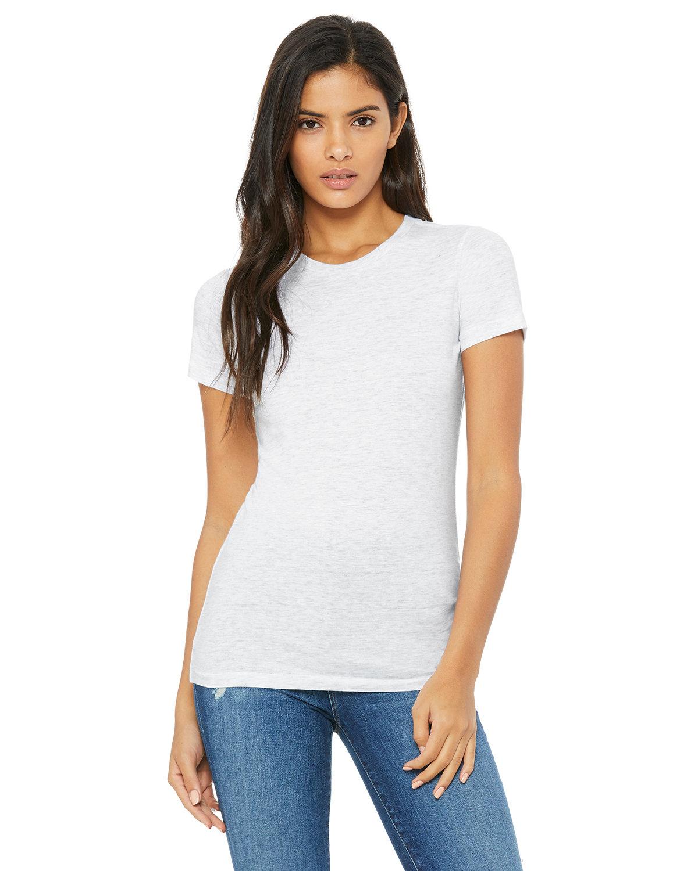 Bella + Canvas Ladies' Slim Fit T-Shirt ASH