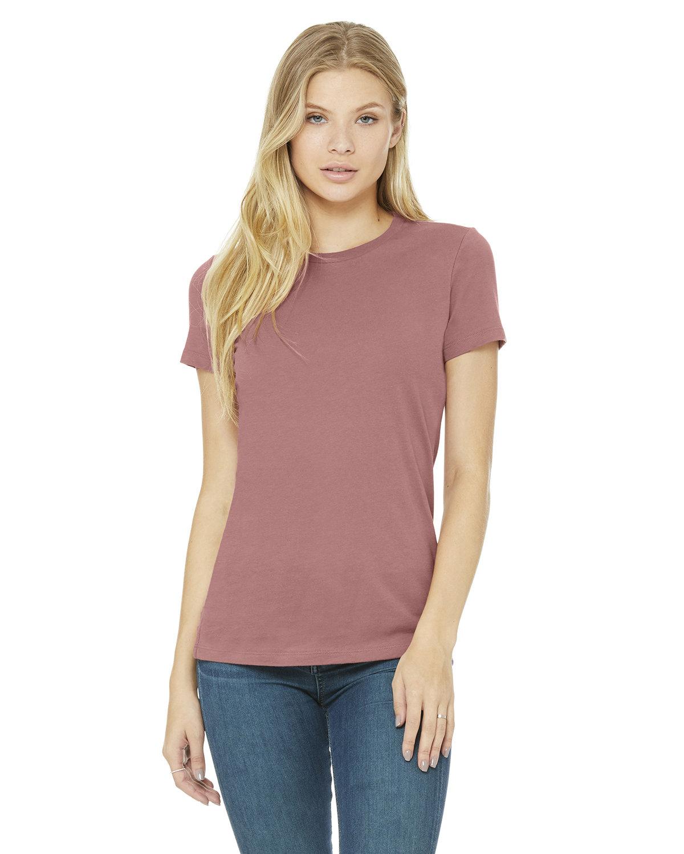 Bella + Canvas Ladies' Slim Fit T-Shirt MAUVE