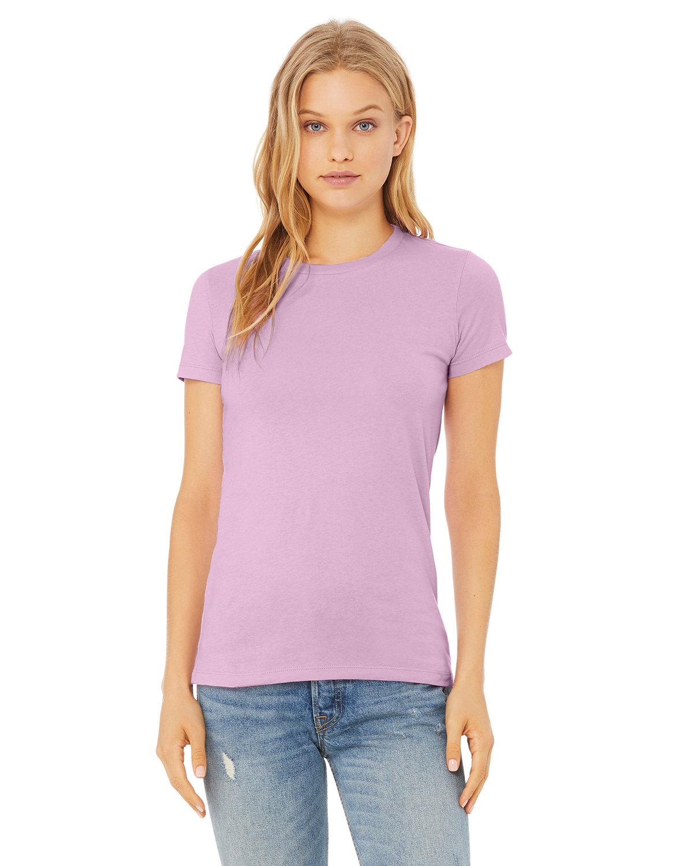 Bella + Canvas Ladies' Slim Fit T-Shirt LILAC