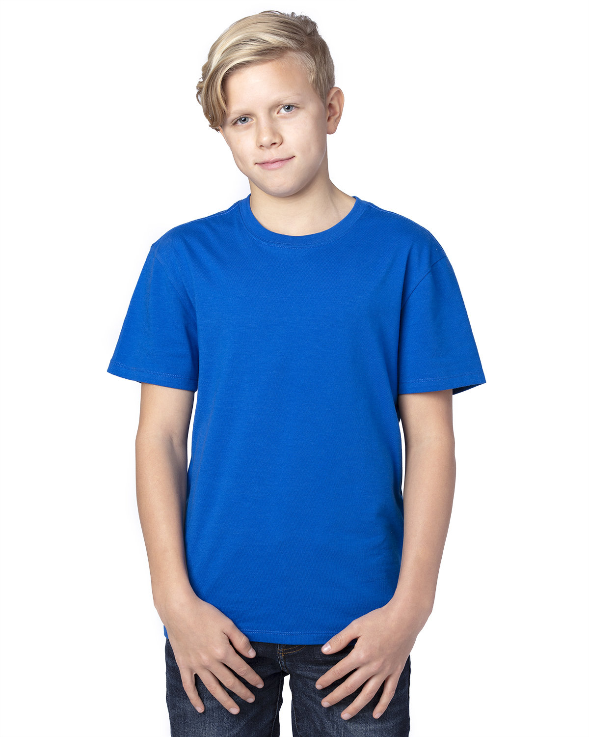 Threadfast Apparel Youth Ultimate T-Shirt ROYAL