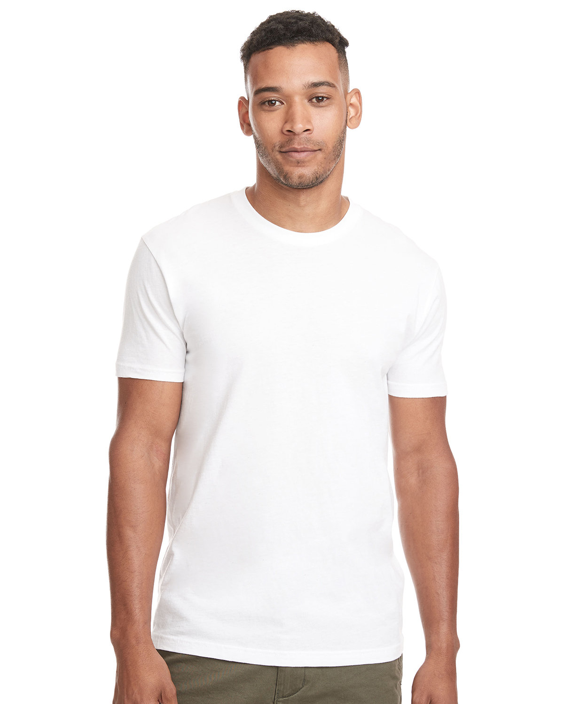 Next Level Unisex Triblend T-Shirt WHITE