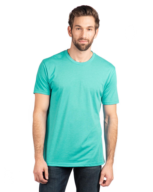 Next Level Unisex Triblend T-Shirt TAHITI BLUE