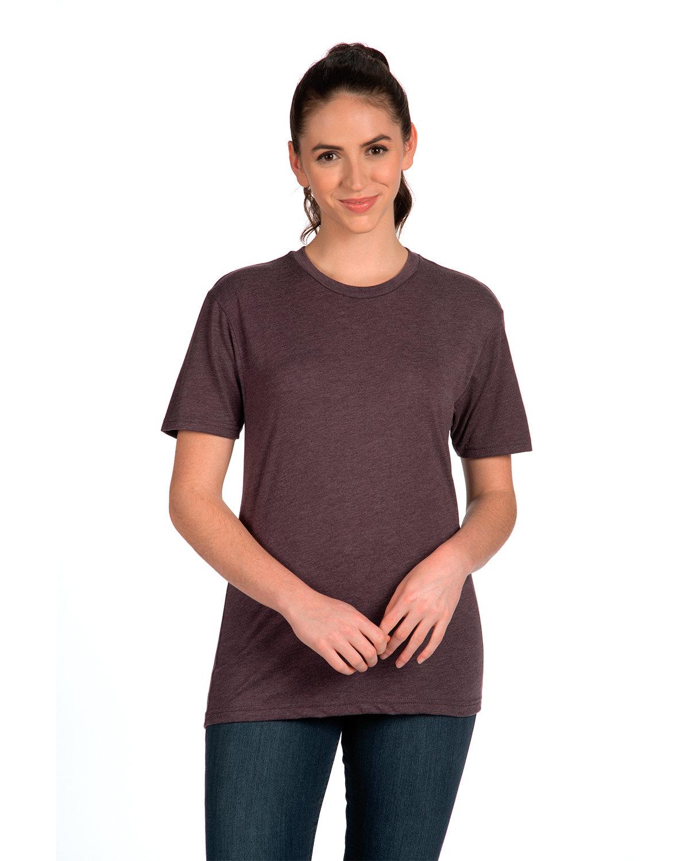 Next Level Unisex Triblend T-Shirt VINTAGE PURPLE