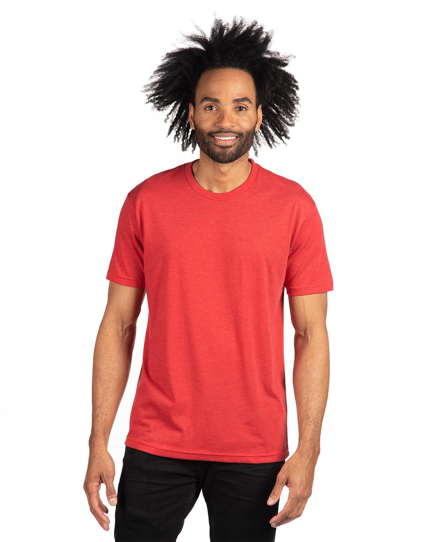 Next Level Unisex Triblend T-Shirt VINTAGE RED