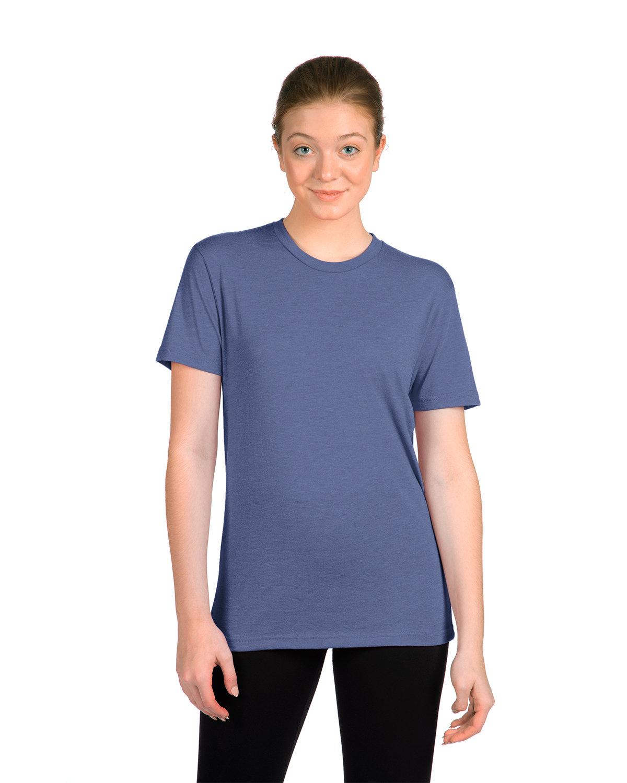 Next Level Unisex Triblend T-Shirt VINTAGE ROYAL