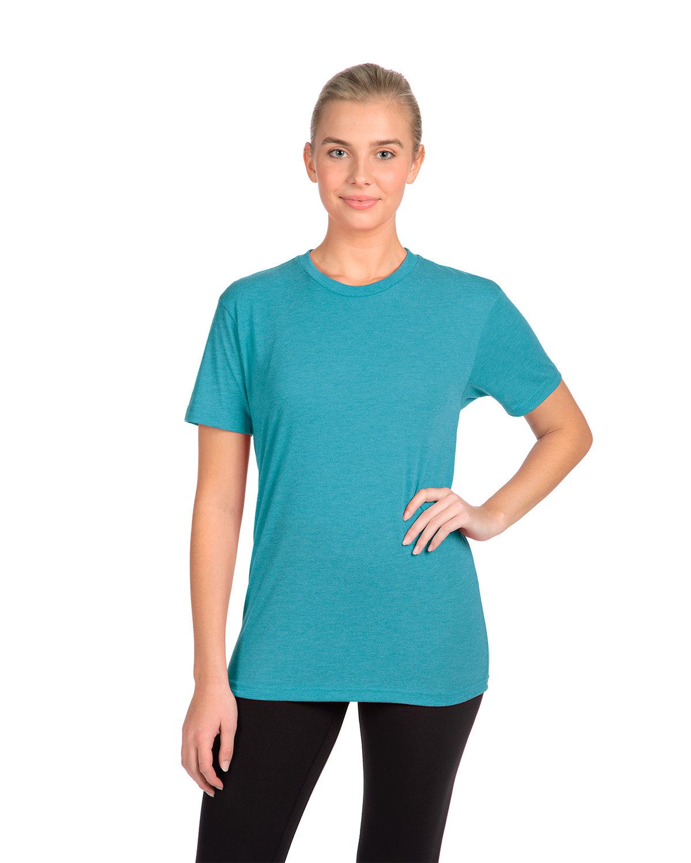 Next Level Unisex Triblend T-Shirt VINTAGE TURQ
