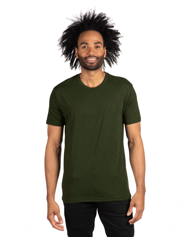 Next Level Unisex Triblend T-Shirt BLACK FOREST