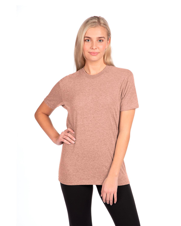 Next Level Unisex Triblend T-Shirt DESERT PINK