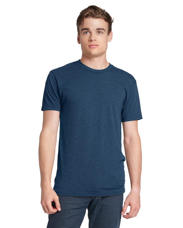 Next Level Men's Made in USA Triblend T-Shirt INDIGO