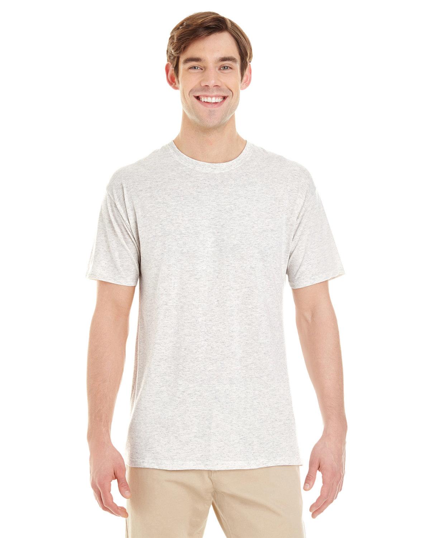 Jerzees Adult TRI-BLEND T-Shirt OATMEAL FLECK