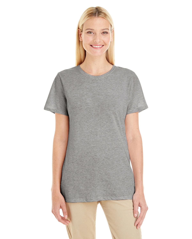 Jerzees Ladies' TRI-BLEND T-Shirt OXFORD