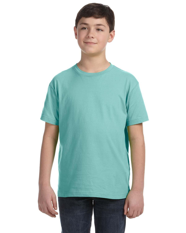 LAT Youth Fine Jersey T-Shirt CHILL