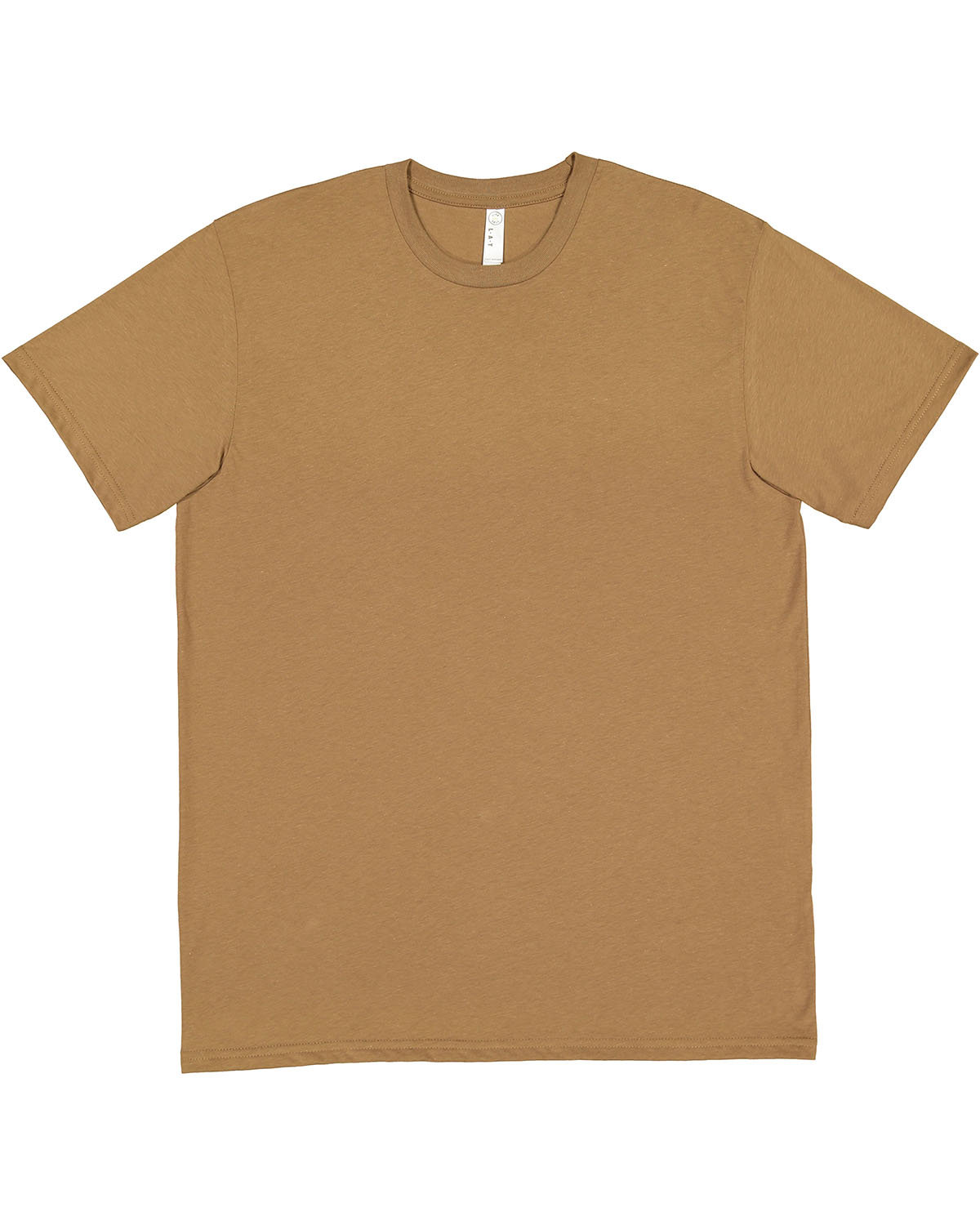 LAT Youth Fine Jersey T-Shirt COYOTE BROWN